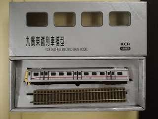 早期絕版東鐵列車模型(全新原裝盒及証書)