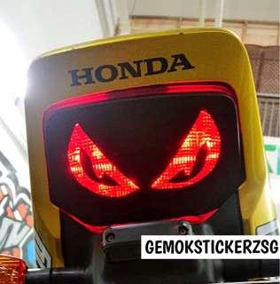 NO FEAR S4 TAIL LIGHT