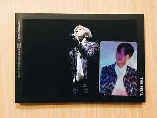 [ONHAND] BTS WINGS FINAL OFFICIAL ESSAY BOOK JHOPE HOSEOK