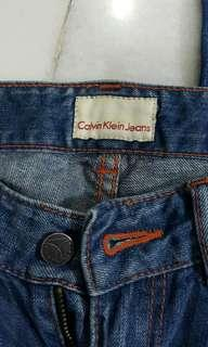 Calvin Klein Lady Jeans (Further reduction)