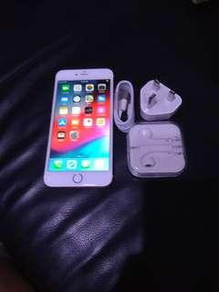 New new iphone 6s plus 64gb