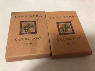 Tanamera natural soap