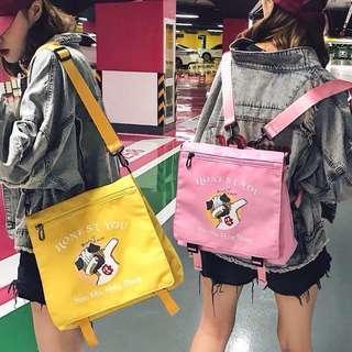 Honest You 3-Ways Bag