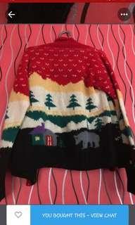 Sweter lucu