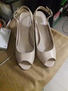 Alberto Nude Heels for sale