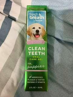 🚚 鮮呼吸-潔牙凝膠(幼犬專用)