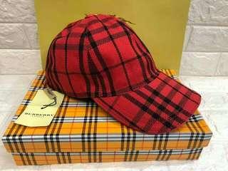 high quality burberry cap