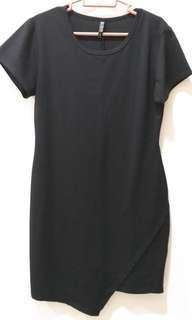 Cotton On Black Dress