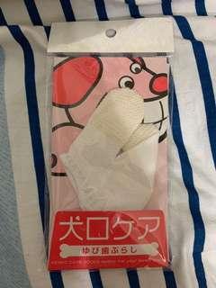 🚚 寵物手套牙刷