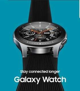 🚚 Samsung Galaxy Watch 46mm Silver