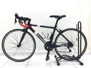 Btwin Roadbike - Triban 500 (Size XXS - suitable for children/kids or petite ladies)