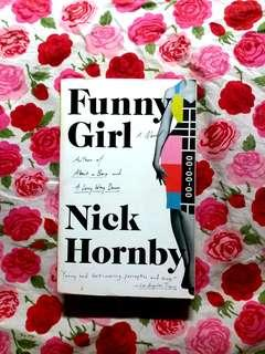Funny Girl by Nick Hornby
