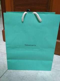 Tiffany & Co. Small paper bag