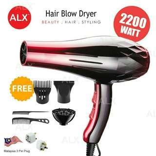 Professional Hair Dryer 2200w