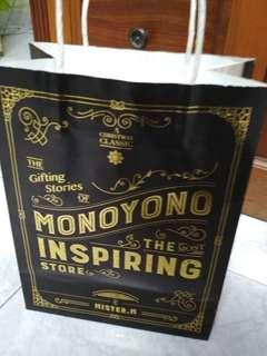 Monoyono paper bag