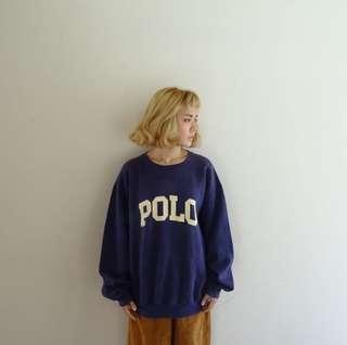 🚚 Polo Ralph Lauren大Logo大學T 🔥賣場商品任選兩件9折 3件85折🔥