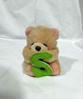 Forever Friends S 字 Bear Bear 熊