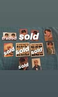 BTW OFFICIAL PHOTOCARDS