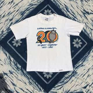 Rare vtg bkliban hawaii cats design 20 anniversary