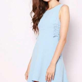 Shop Sassy Dream SSD Blue Dress