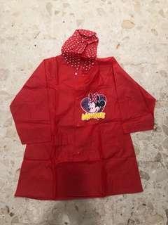 Disney raincoat - Minnie