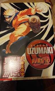 Naruto 狐忍 畫集 日版