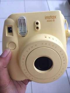 Instax mini 8 kuning fujifilm