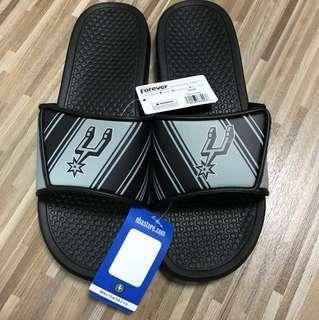Nba Spurs 拖鞋 Nike 馬刺 sandals slides