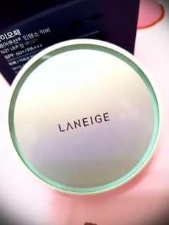 Laneige Cushion Case - Latest Version