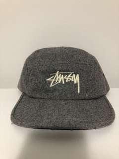 Stussy Grey camp cap