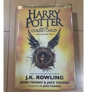 Harry Potter and the Cursed Child - Hard Bound