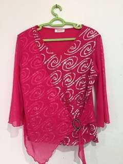 Bling bling pink top #CNY888