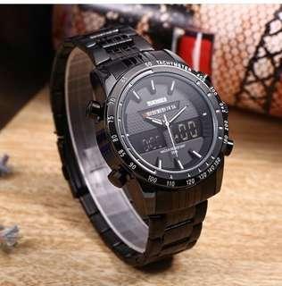 Jam tangan skmei s1131 original