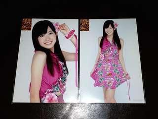 NMB48 AKB48 SKE48 渡邊美優紀 迷路姬 早期生寫真