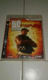 PS3 50 CENT: BLOOD ON THE SAND