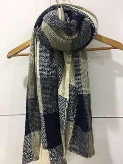 日本 手工圍巾