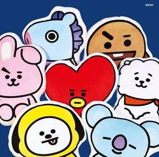 BT21 MEGA CUSHION