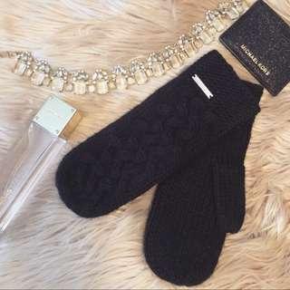 現貨美國Boutique Michael Kors 針織毛線手套
