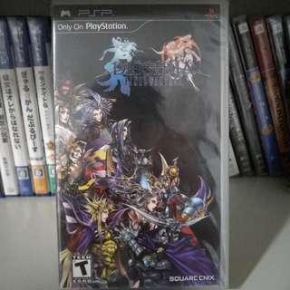 PSP - Dissidia Final Fantasy