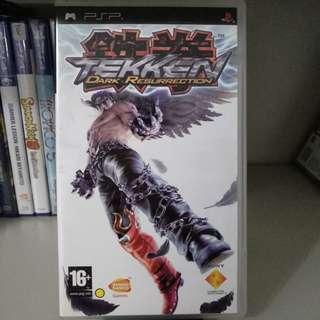 PSP - Tekken Dark Resurrection