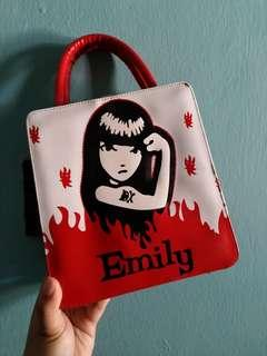 Emily Strange Handbag/Carrybag