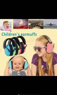 Baby Kid earmuff anti-noise