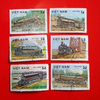 Perangko Vietnam Stamps