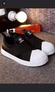 INSTOCK Adidas Superstar Slip On Shoes (Brand new In Box)
