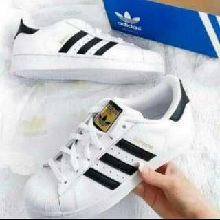 [INSTOCK] Adidas Superstar Shoes (Brand new in box)