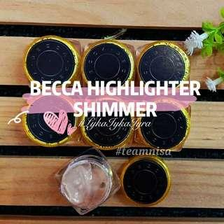 Becca Shimmering Liquid Highlighter Trial Pack (3g)