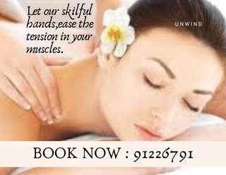 Massage Service To Your Door Step