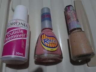 Nail Colour (take all)