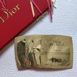 Authentic Dior Prestige Le Nectar 1ml