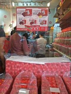 KPH Bak Kwa queueing